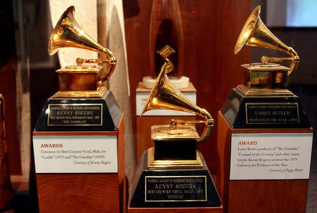 Grammy museum opens at the Musicians Hall of Fame in Nashville