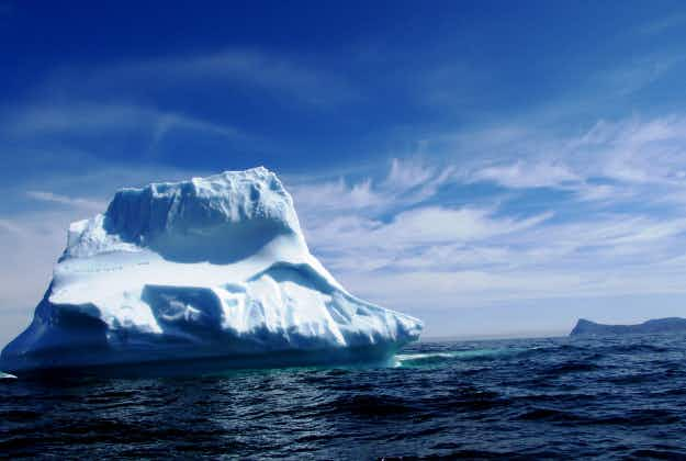New research discovers Titanic iceberg was 100,000 years old