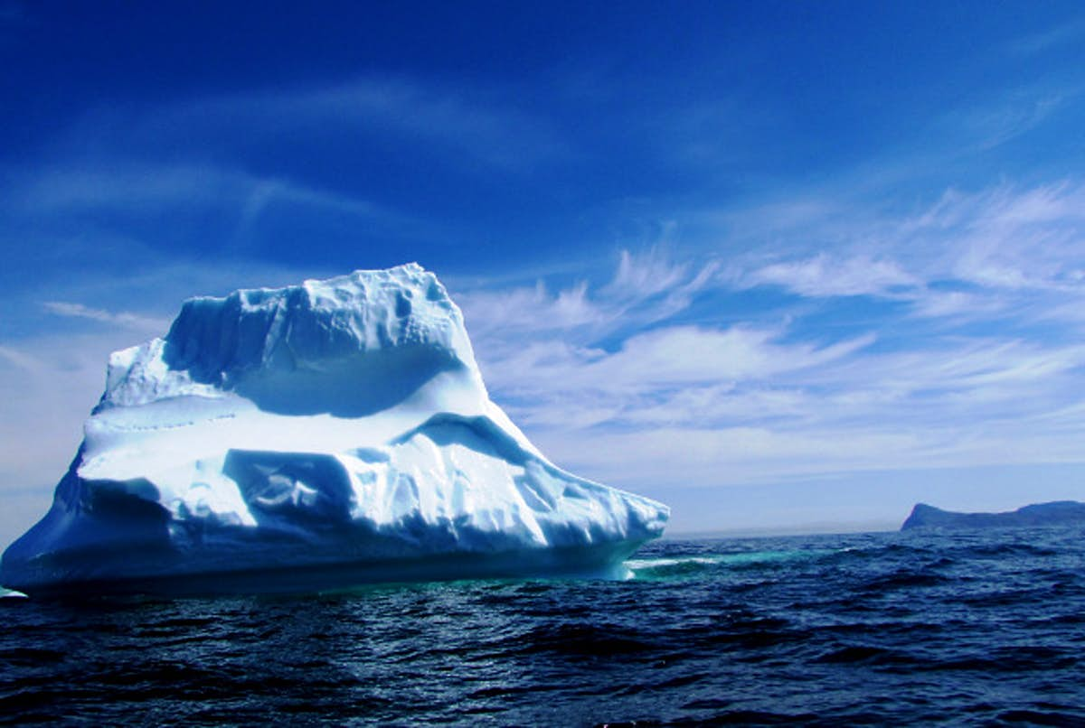 New Research Discovers Titanic Iceberg Was 100 000 Years Old