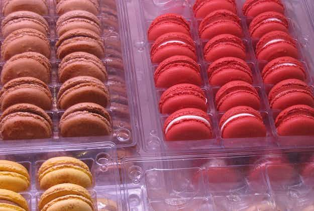 Celebrate Macaron Day with free sweet treats in Manhattan this weekend