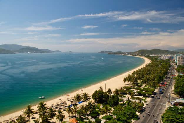 Vietnam resort town to demolish beachside buildings to allow better sea views