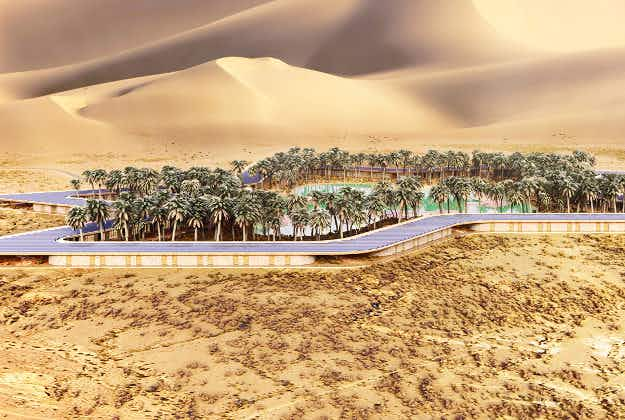 United Arab Emirates set for greenest resort in world