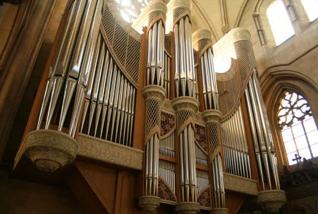 German government campaigning for Unesco recognition of the country's organ-making tradition