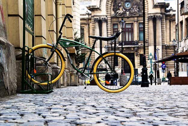 Communist-era bikes back in fashion in Bulgaria and Romania