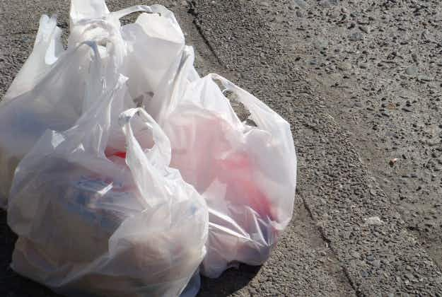 Partial plastic bag ban in India to help save the environment