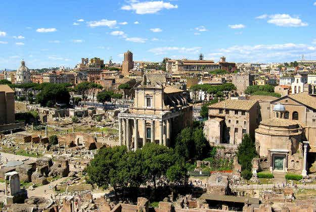 Sixth century church in the Roman Forum reopened after extensive restoration