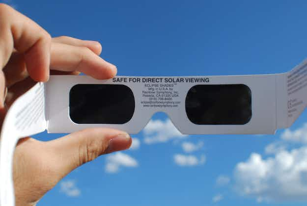 Asia prepares for solar eclipse on Wednesday
