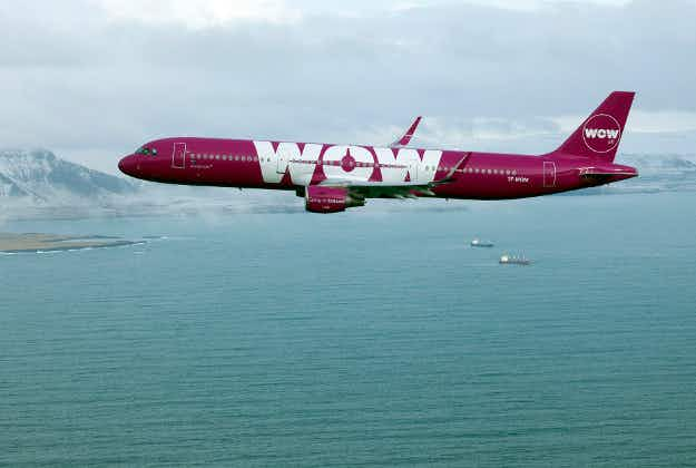 WOW Air launches flights connecting New York and Iceland for $99