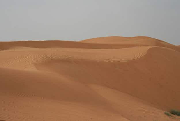 Italian man to trek 340km through UAE desert for four days straight