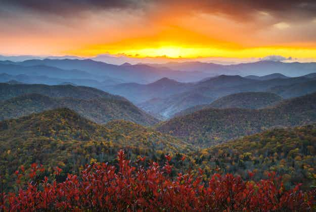 New trail encourages visitors to explore the Blue Ridge Mountains