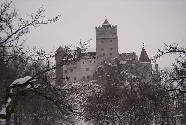 Romania's biggest tourist attraction, Count Dracula's Transylvanian castle goes on sale for £47m