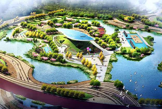 Horticultural expo comes to one of China's biggest industrial cities in bid to transform Tangshan's image