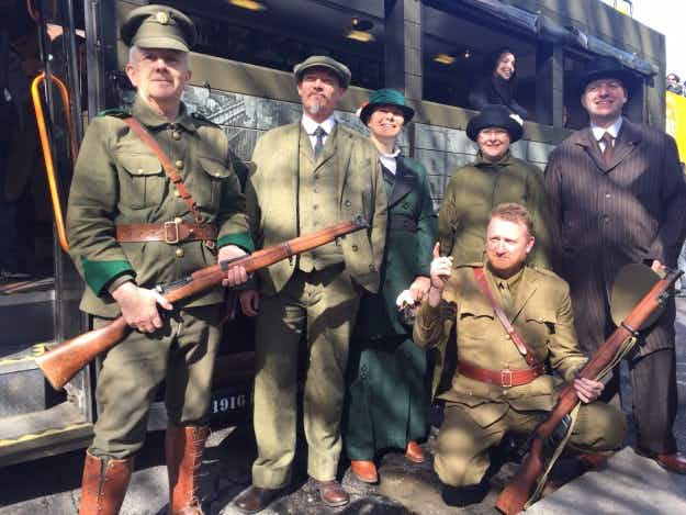 1916 Irish Uprising: five tours to give a potted history of the 100-year-old rebellion