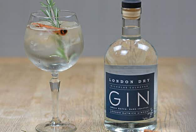 World's first airport gin distillery comes to Gatwick