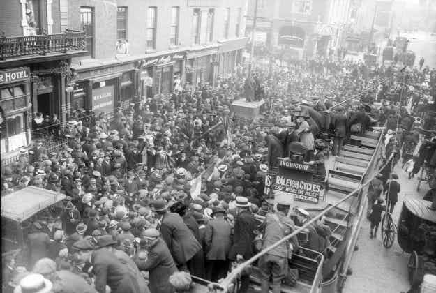Ireland commemorates the centenary of the 1916 Easter Rising this weekend
