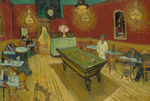 Van Gogh's The Night Cafe will remain in the United States after Supreme Court ruling