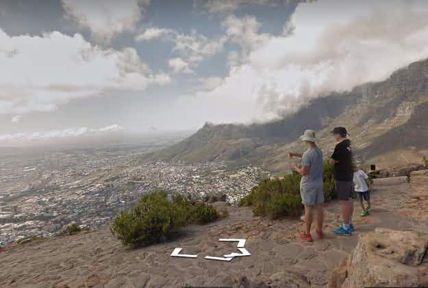 From Kruger to Table Mountain: see South Africa's main attractions on Google Street View