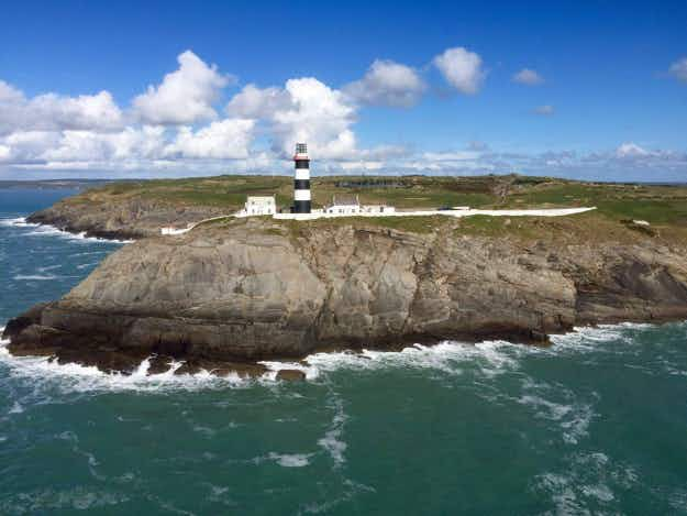 The view from above: 10 breathtaking images show the stunning coastline of Ireland