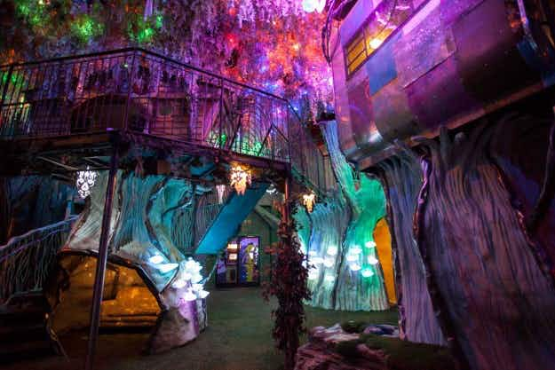 Inside the House of Eternal Return: a Santa Fe wonderland that takes 100 hours to explore