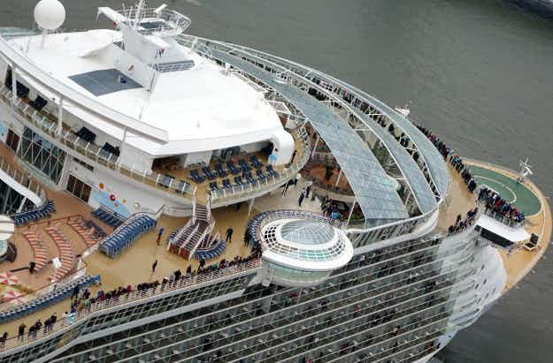 New Chinese cruise terminal to accommodate world's largest ships