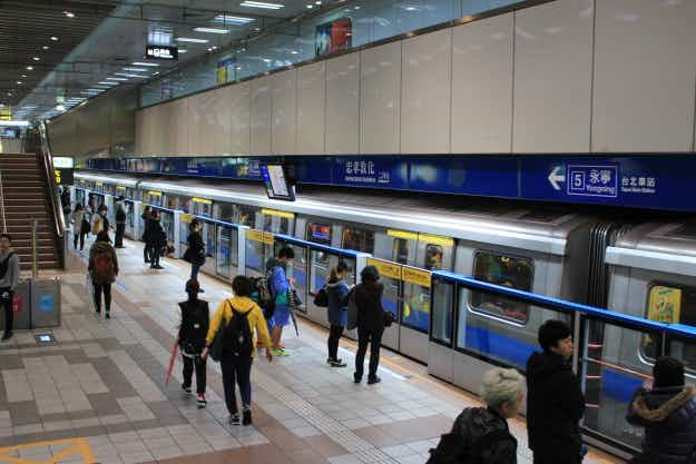 Taipei follows Tokyo in making metro names more tourist-friendly