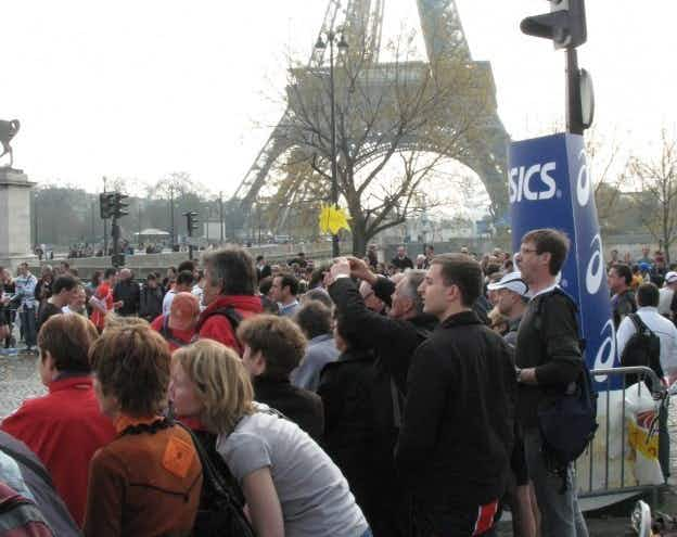 Thousands expected to take part in Paris marathon this weekend