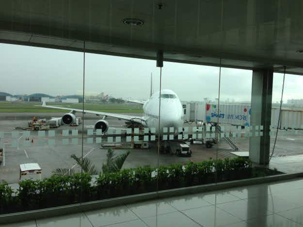 Feng shui considered for luckless Philippines airport terminal