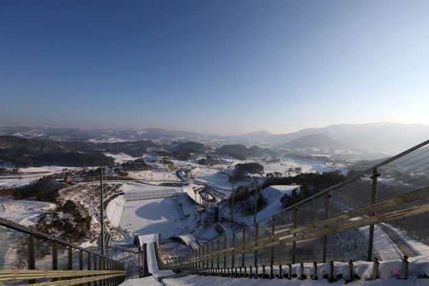 Pyeongchang Winter Olympics tickets to go on sale in October
