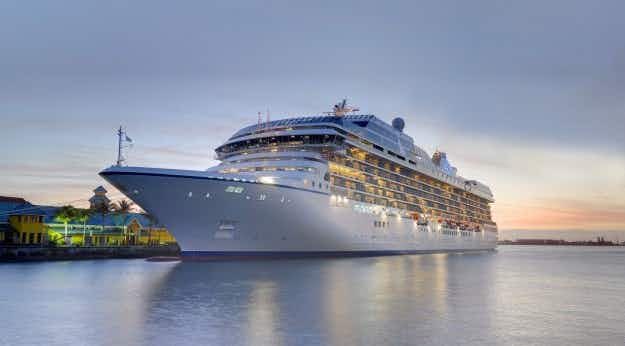 It's actually cheaper to live on a cruise ship and hit the high seas than live in London