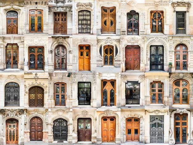 One photographer is documenting the surprisingly beautiful doors of the world