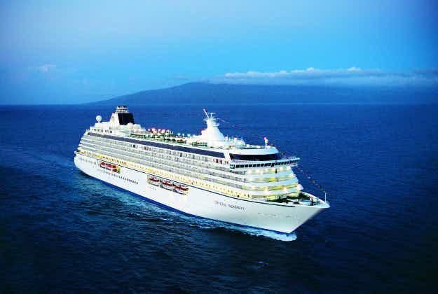 Luxury cruise to take ground-breaking voyage through the Bering Strait and Northwest Passage
