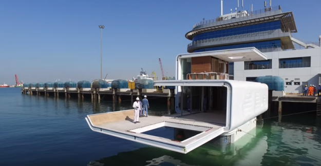 First underwater villa to open in Dubai complete with safe home for seahorses