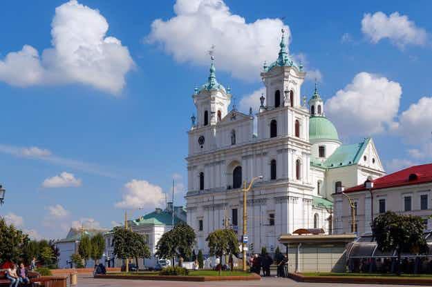 Belarus adventurers to re-enact Viking age Baltic Sea voyage in replica ship