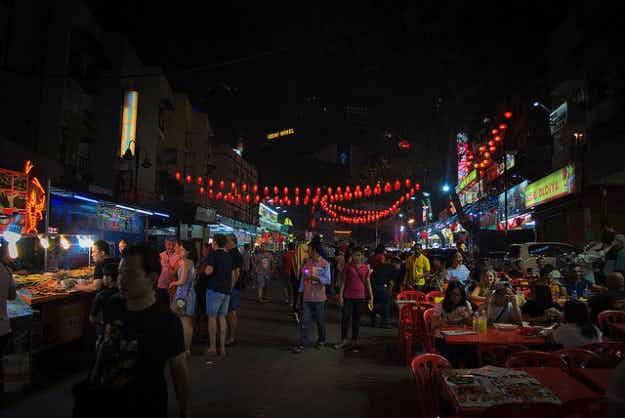 Kuala Lumpur's famous foodie street will close to traffic following major revamp
