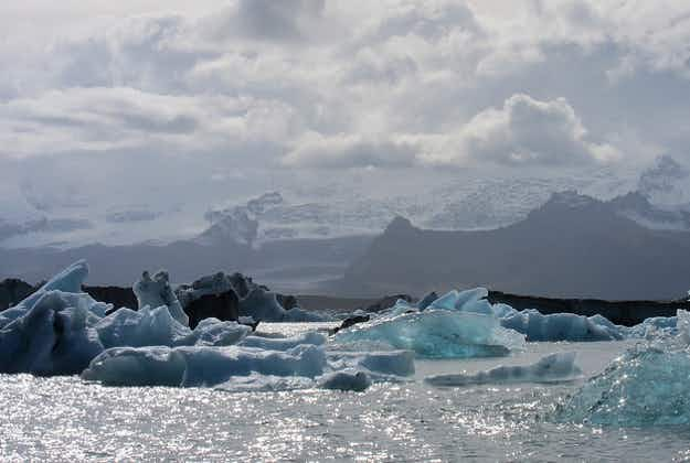 Ever wanted to own piece of Iceland? Half of a very famous lagoon is up for sale