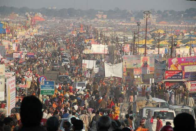 60 million pilgrims to make a splash at Ujjian's Kumbh Mela festival