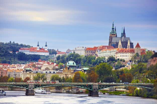 The Czech Republic may soon be called 'Czechia' but its beautiful sights will stay the same