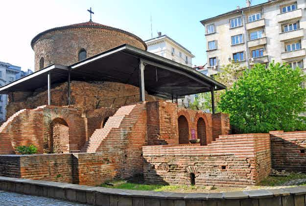 Bulgaria's capital Sofia opens the ancient Roman city of Serdica to visitors after renovation