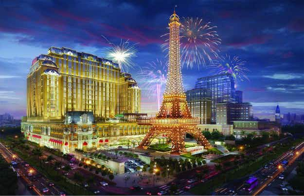 Macau to get a taste of Paris with a hotel and resort that will include a half-scale replica of the Eiffel Tower