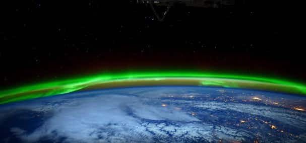 NASA releases breathtaking footage of Northern Lights as seen from space