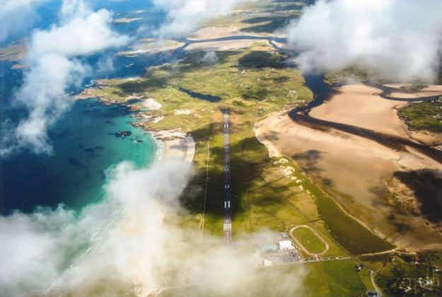 These are 2019's most scenic airports for landings and take-offs