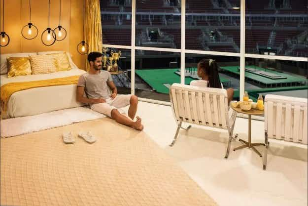Win an Olympic-themed stay in a gymnastic arena in Rio de Janeiro with new Airbnb contest