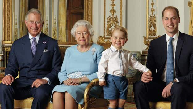 Around the world in 90 years: Queen Elizabeth has travelled the world a whopping 42 times