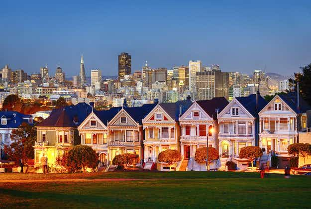 Are solar panels in cities like San Francisco about to change the face of urban centres?