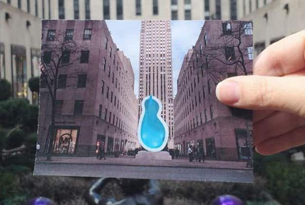 Cool pool to take over Rockefeller Plaza in latest large-scale installation