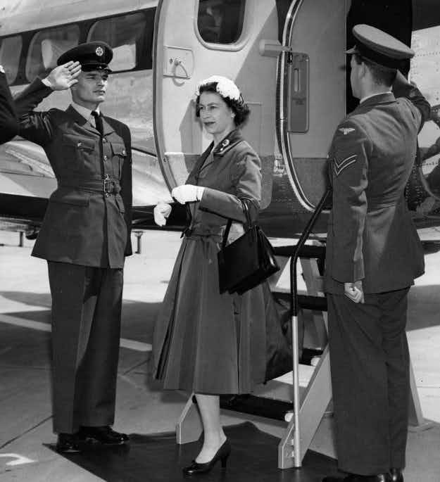 Get a glimpse of history as Gatwick Airport in London celebrates 80th anniversary of first flight
