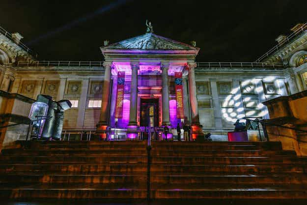 Museums at Night festival brings live taxidermy and Norwegian knitting to UK
