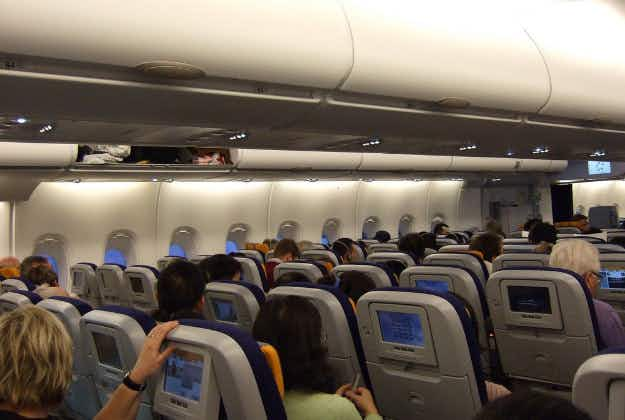 Study encourages airlines to make flying a more pleasant experience for overweight passengers