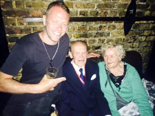 Tourist couple in their 70s party in London nightclub Fabric until 5am