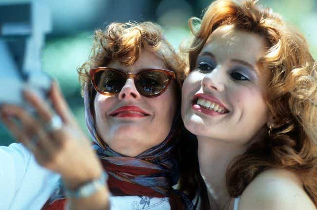 Thelma and Louise at 25: iconic locations in cinema's classic road movie